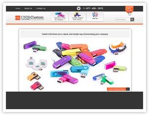 Visit USBCustomFlashDrives.com