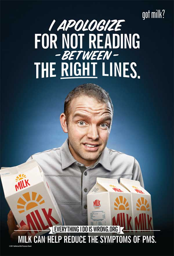 Got milk PMS ad 2