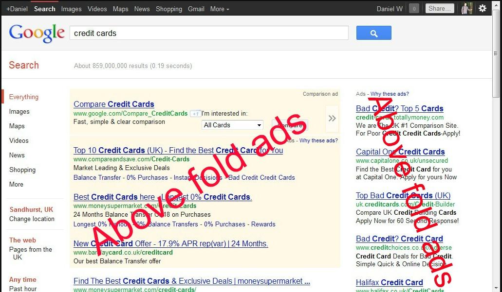 Google Has Too Many Ads