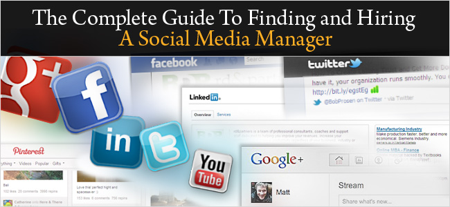 The Complete Guide to Hiring a Social Media Manager